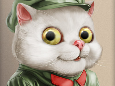 pintura-digital-gato