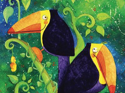 tecnicas-de-ilustracion-tucan